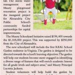 Maury Playground Update