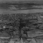 Rosemont aerial view (middle left) - 1939