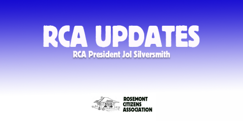 RCA Event – Tour of Planned King Street Improvements